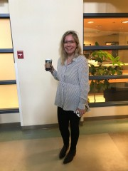Photograph of Alla Konnikov