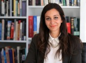 Photograph of Naomi Lightman