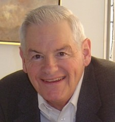 Photograph of Robert Stebbins