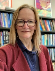 Photograph of Ariel Ducey